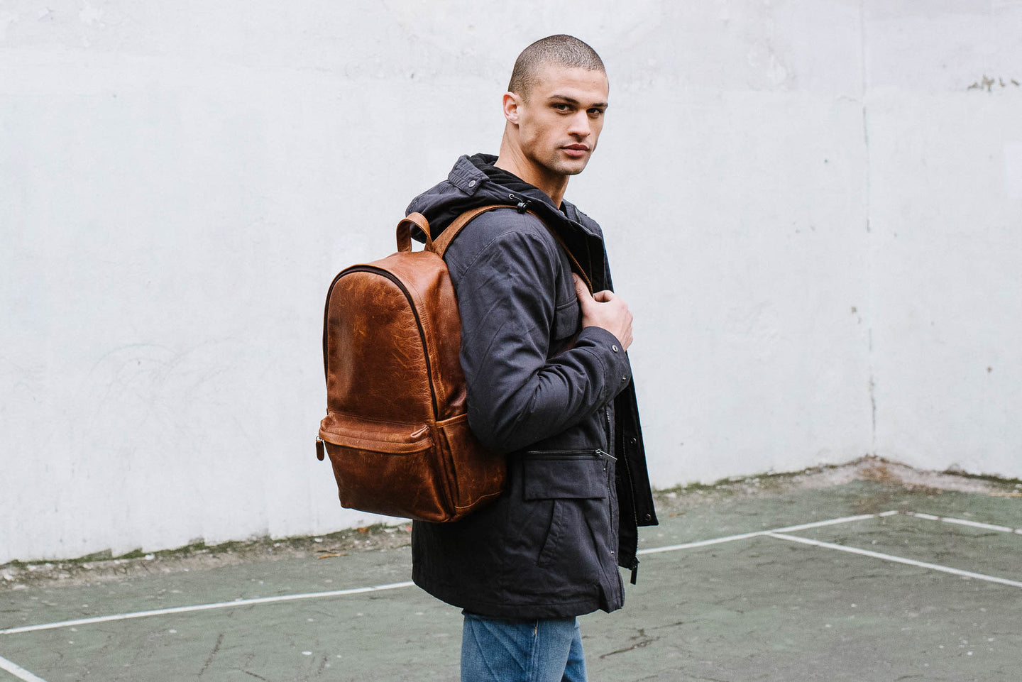 Introducing the Clifton Backpack