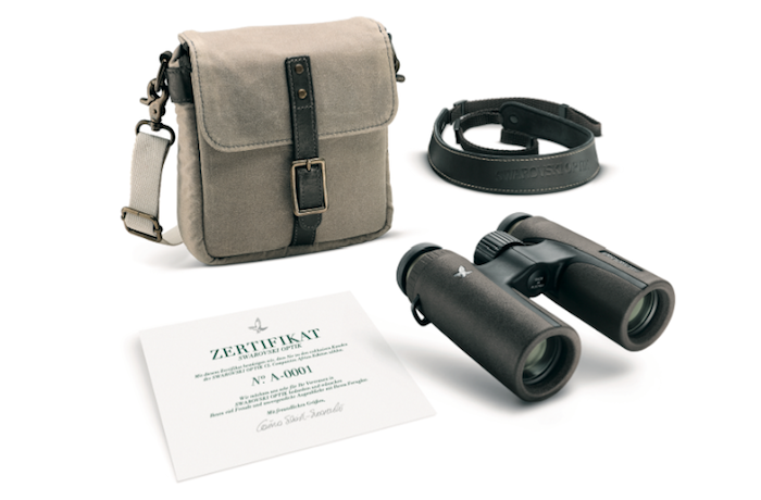 Announcing: Swarovski Optik Collaboration