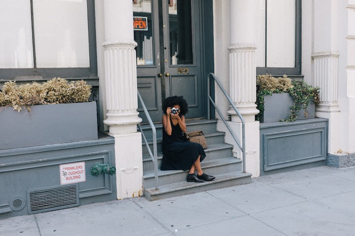 ONA Bags Fall 2014 Video Shoot with Rog & Bee Walker