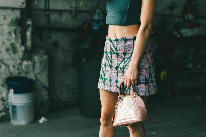 Driely Schwartz x New York Fashion Week x ONA Bags