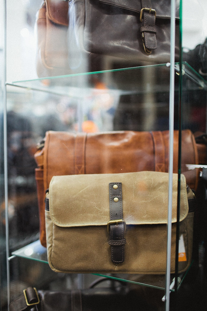 Looking Glass Photo & Camera x ONA Bags