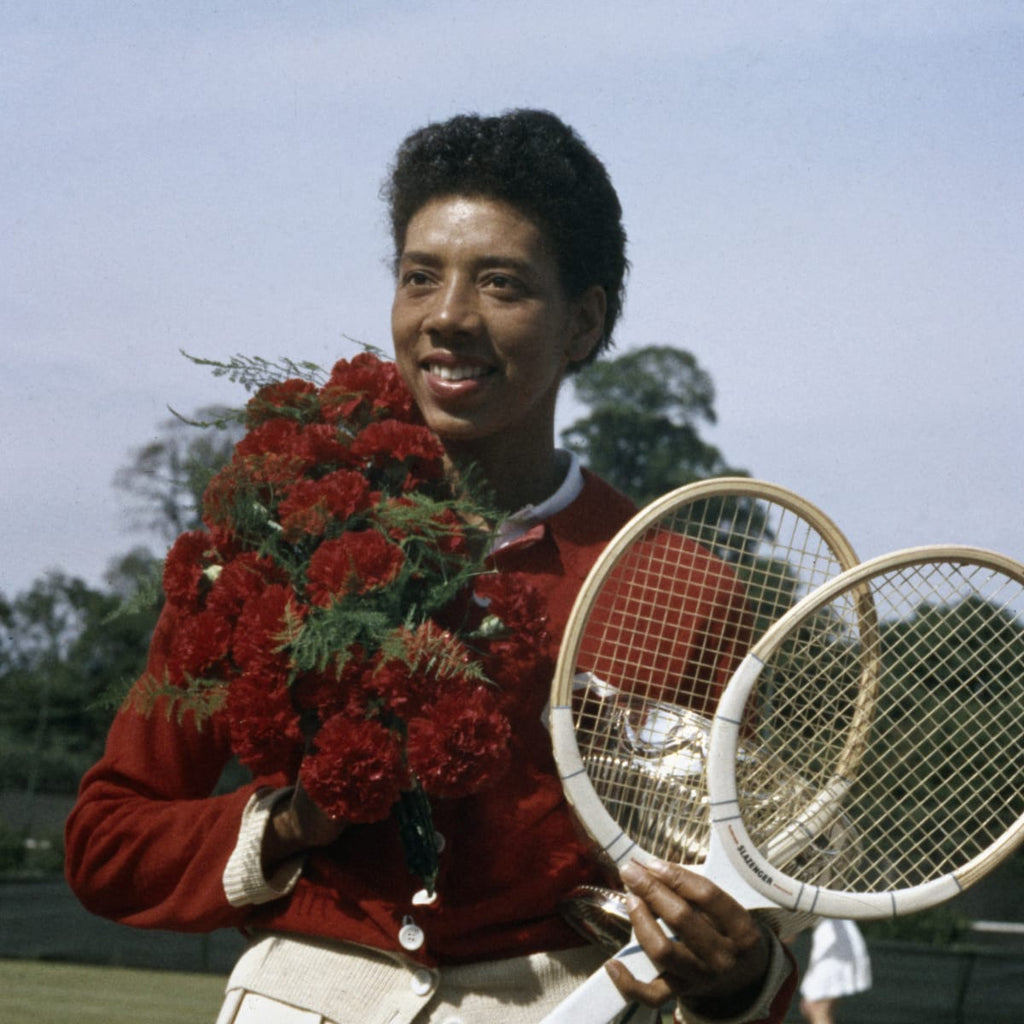 Althea Gibson - The first Black woman to compete at Wimbledon