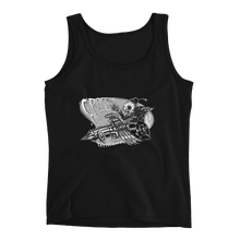 Load image into Gallery viewer, Ink Gun Hot Rod Ladies' Tank