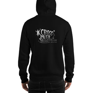 Cross Over Tattoo Good Verses Evil Hoodie