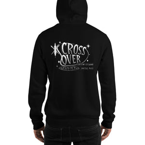 Cross Over Tattoo Captain Suzanna the Savage Hoodie
