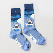 Shark Week Sock Box