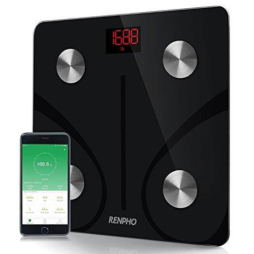 RENPHO Bluetooth Body Fat Scale - HUMAN
