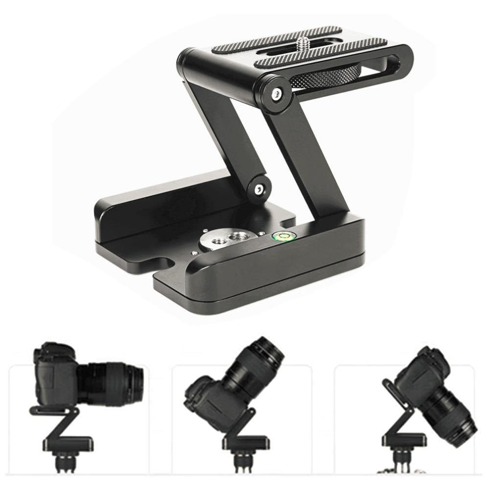 FLEX PAN - The Ultimate Tilting Folding Tripod Mount - HUMAN
