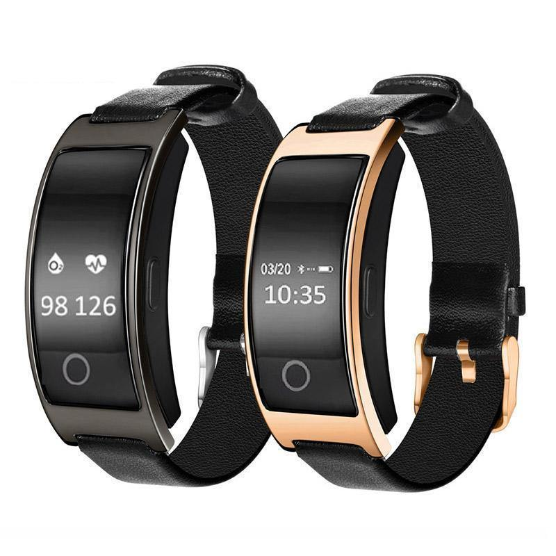 Blood Pressure Smart Watch - Heart-beat Detection - HUMAN