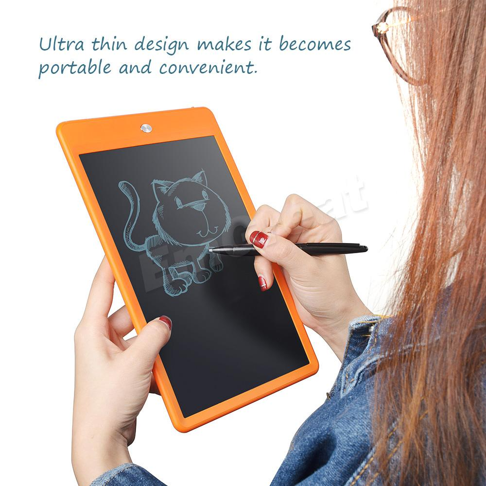 LCD Writing Tablet/Board With Stylus