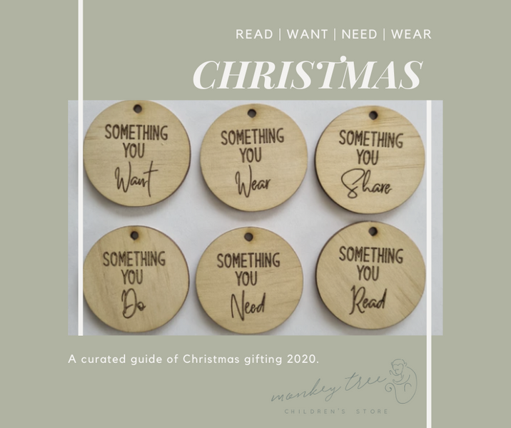 Read, Want, Need, Wear This Christmas