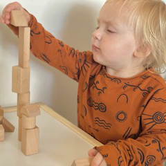 Four simple (but authentic) ways to help your child learn numbers!