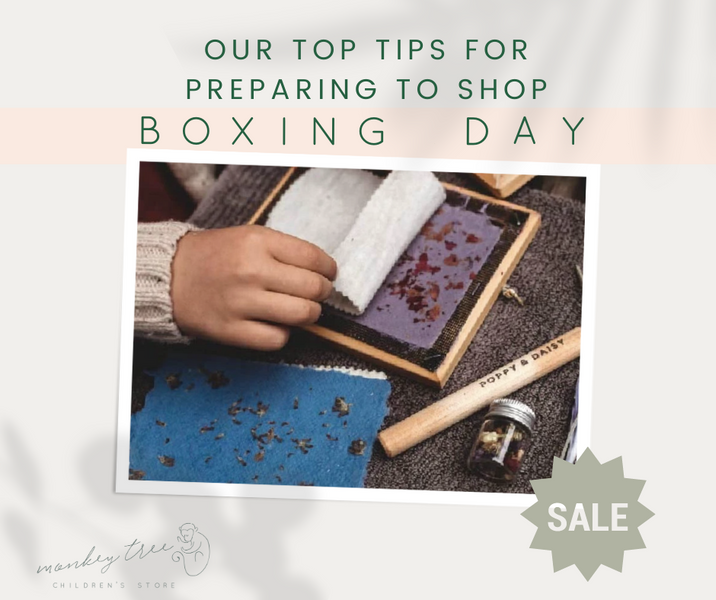 How to Prepare for Boxing Day Sales!