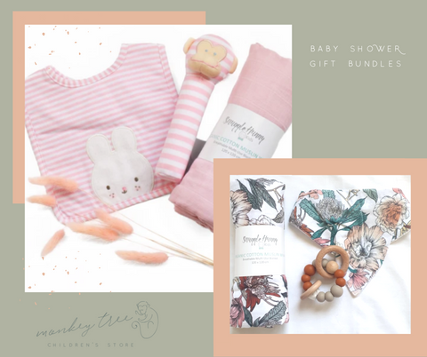Curated Baby Shower Bundles