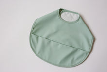 Load image into Gallery viewer, Sage Snuggle Bib Waterproof