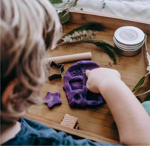 Natural Playdough Mini Eco Bags