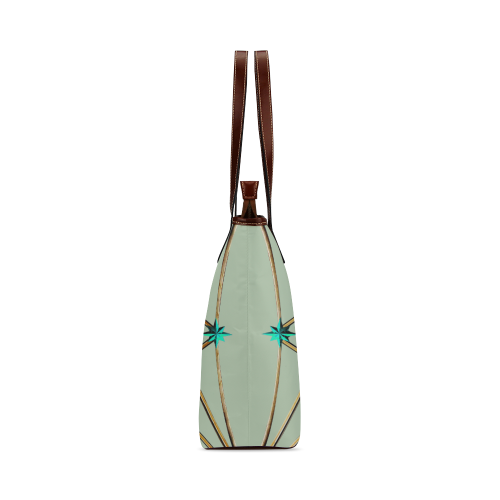 Gilded Bees & Ribs- Classic French Gothic Tote Bag in Pastel | Le Leanian™