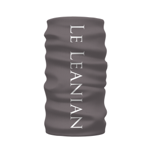 The Hive Relief- French Gothic Neck Warmer- Morf Scarf in Lavender Steel | Le Leanian™