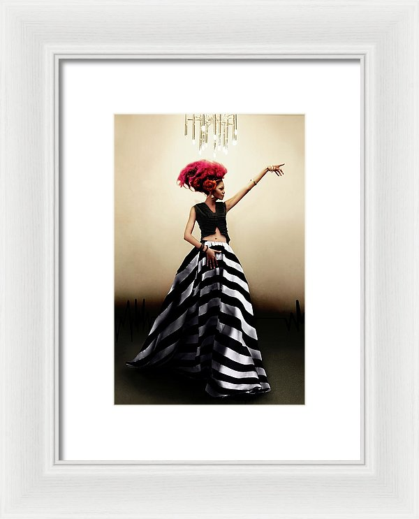 All The Heartbeats - Framed Surreal Fine Art Portrait | The Photographist™