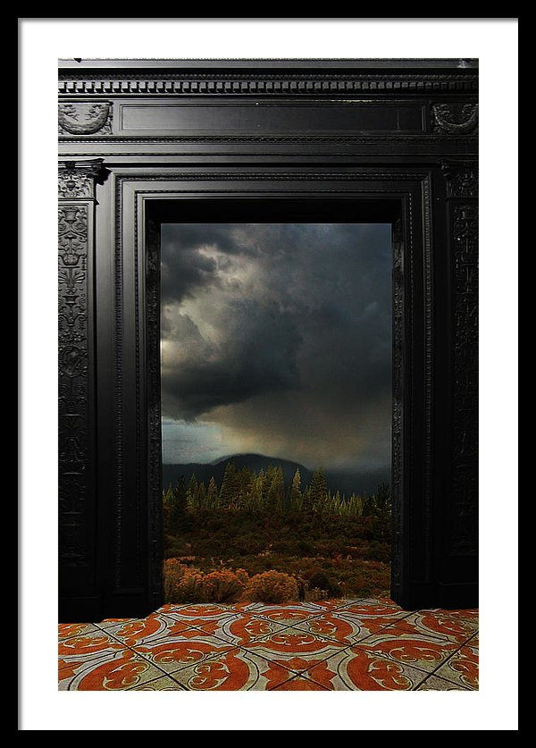 Anonymous Skies Vol I - Framed Surreal Landscape Fine Art Print | The Photographist™