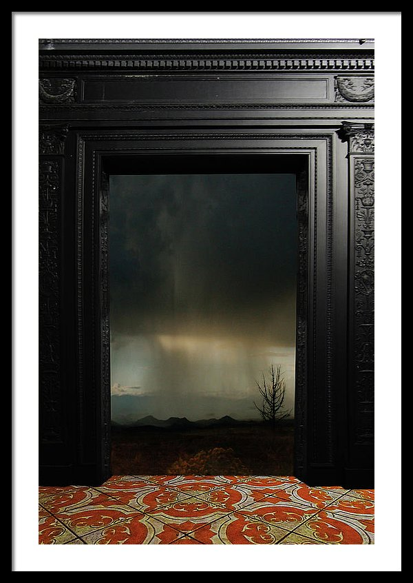 Anonymous Skies Vol III - Surreal Fine Art Landscape Framed Print | The Photographist™