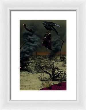 Communing With The Ether - Framed Surreal Fine Art Print | The Photographist™