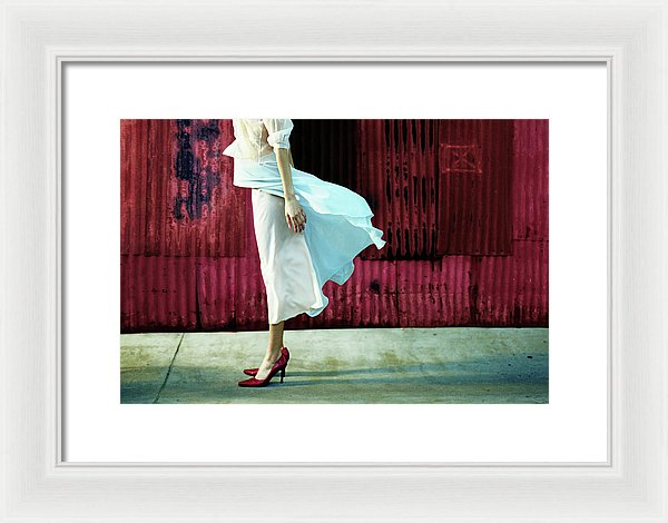 Follow Me - Framed Surreal Fine Art Print | The Photographist™