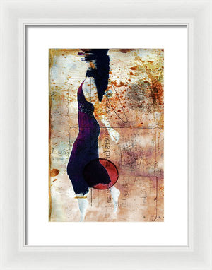 Last Breath - Surreal Fashion Framed Fine Art Portrait Print | The Photographist™