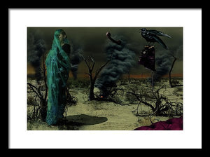 Mother - Framed Surreal Fine Art Portrait Print | The Photographist™