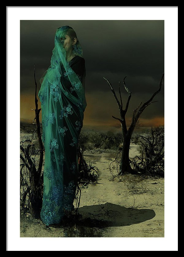 Mother Vol 1.2 - Framed Surreal Fine Art Portrait Print | The Photographist™