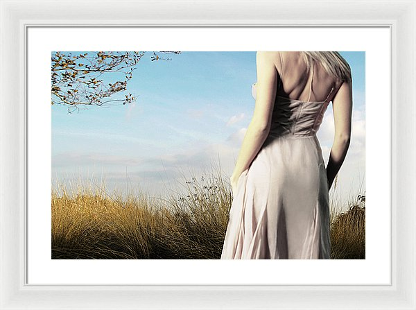 Seasons - Framed Surreal Fine Art Portrait Print | The Photographist™