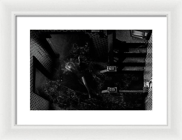 The Baptism - Framed Surreal Fine Art Portrait Print | The Photographist™