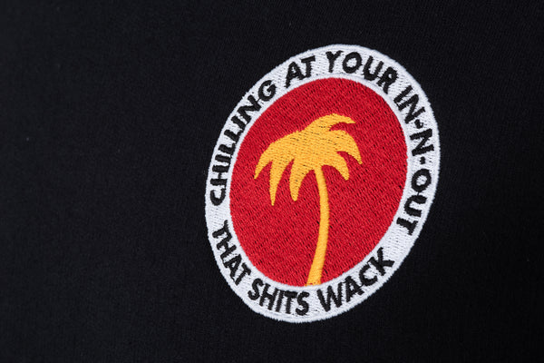Taylor Alesia | That Shit's Wack Unisex Embroidered Hoodie