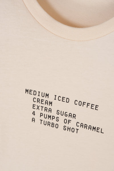 Taylor Alesia | Iced Coffee Unisex T-Shirt