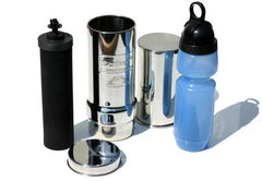 Kit Go Berkey + Botella Deportiva + Cebador