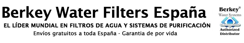 Berkey Waterfilters Spain