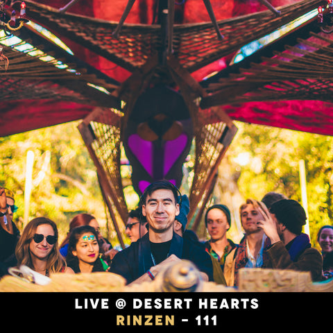 Live at Desert Hearts
