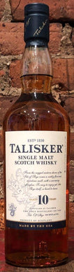 10yr Single Malt Scotch 750ml