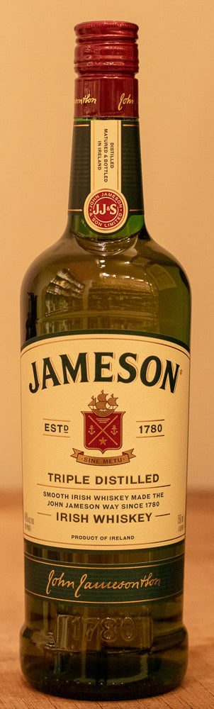 Irish Whiskey 750ml