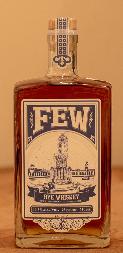 Rye Whiskey 750ml