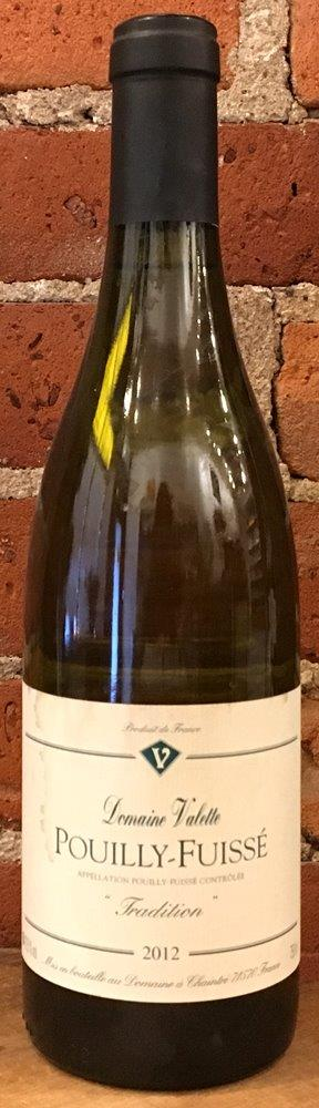 Pouilly Fuisse 2012