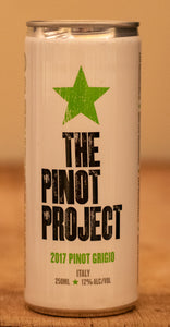 Pinot Grigio Cans 250ml 2017