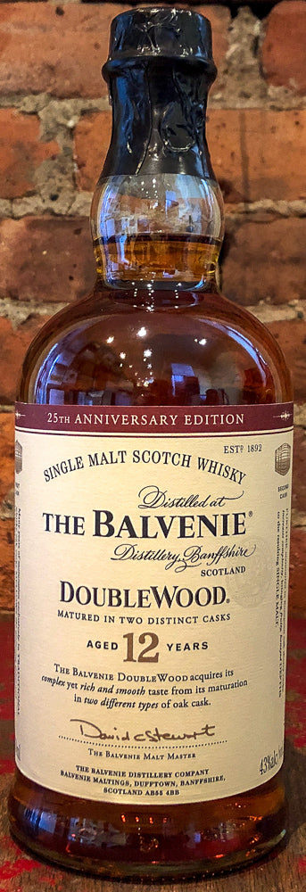 12yr Doublewood Scotch Whisky 750ml