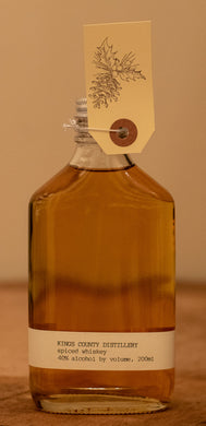 Spiced Whiskey 200ml