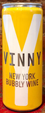 VINNY NY Bubbly Cans 250ml NV