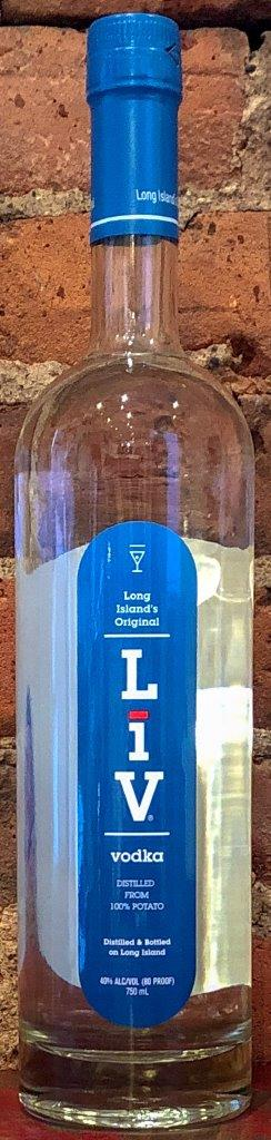 LiV Potato Vodka 750ml