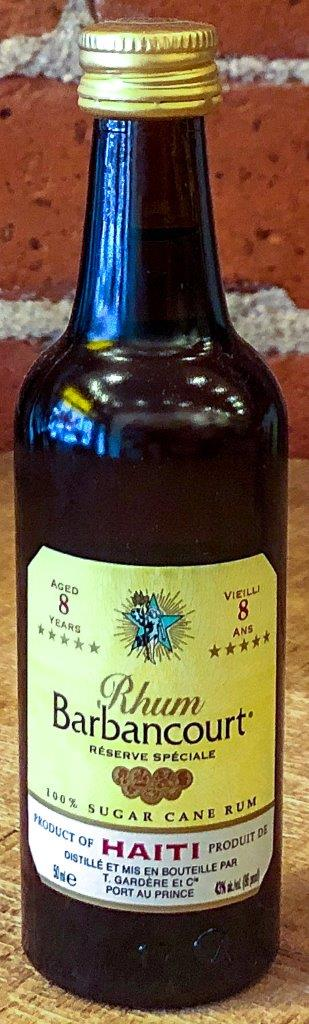5 Star 8 Year Old Rum 50,;