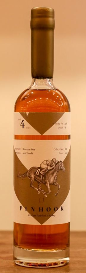 4yr Bourbon War 750ml