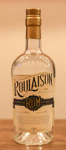 Traditional Pot Distilled Rum 750ml