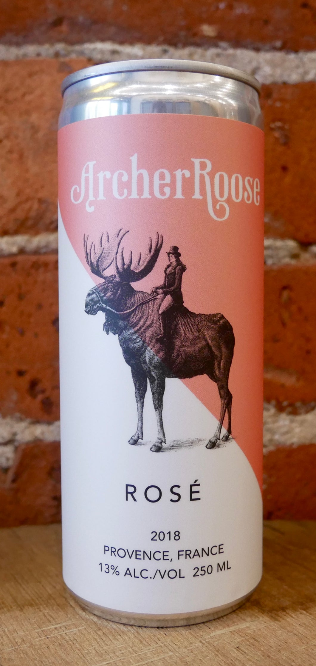 Rose 250ml Can